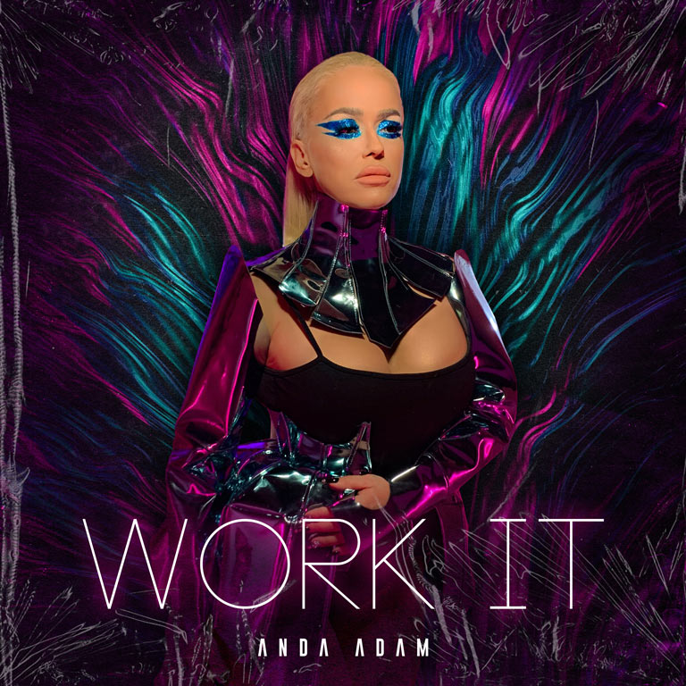 ANDA ADAM - Work it