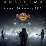 Anathema in Hard Rock-Cafe