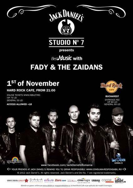 Concert-Fady---the-Zaidans-in-Hard-Rock-Cafe