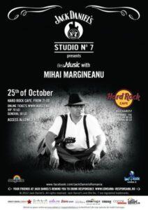 BestMusic with Mihai Mărgineanu @ Hard Rock Cafe Organizator: Sprint Media